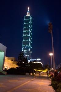 11. Taipei 110 - Sinyi District, Taipei