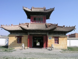 12. Choijing Lama Temple Museum, Mongolia