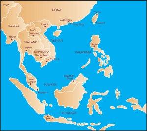 15. Asia Tenggara
