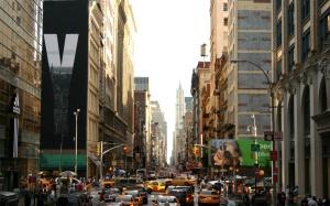 20. New York City Street
