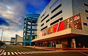 22. SM Mall of Asia Entrance Facade, Filipina