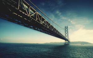 24. Blue Bridge