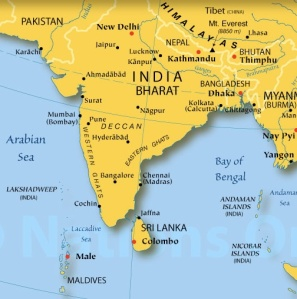 28. Asia Selatan
