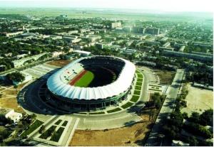 3. Kopetdag Stadium - Ashgabat, Turkmenistan
