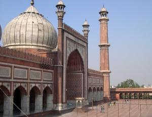 31. Jama Masjid, India