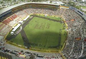 4. Estadio Cuscatlan, El Salvador