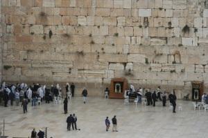 40. Wailing Wall, Palestina