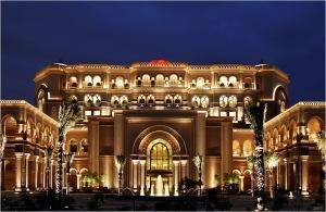 43. Emirates Palace, Uni Emirat Arab