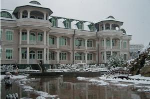 5. Dushanbe, Tajikistan