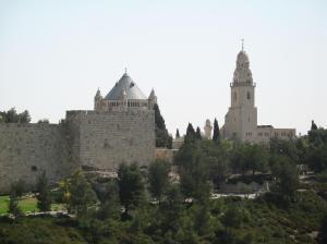 51. Mount Zion, Israel