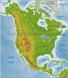 6. Amerika Utara