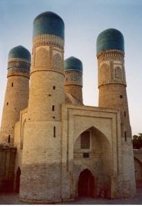 6. Bukhara, Uzbekistan