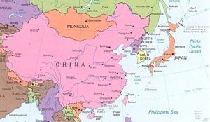 7. Asia Timur