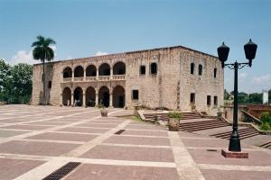 9. Alcázar de Colón, Republik Dominika