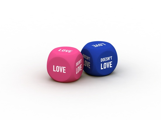 love-dice